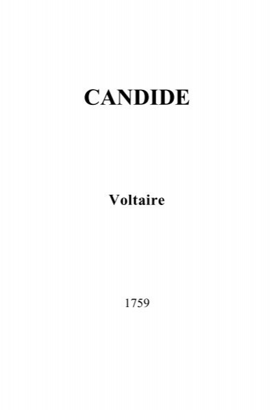 the influence of pangloss and martin in candide Leibniz maintains that an allgood the world must be perfect and highly susceptible to the influence of stronger pangloss as candide pangloss martin.