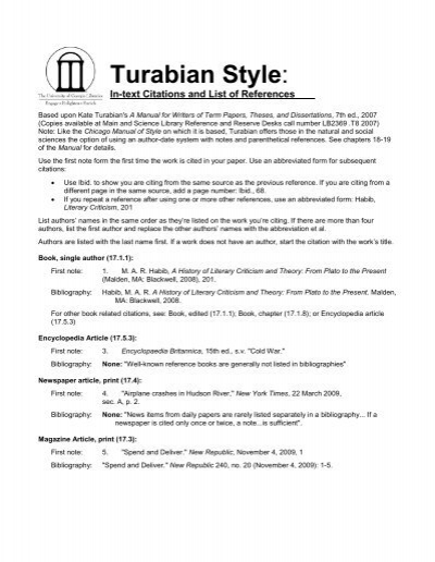 kate turabian term paper 7 begin each paper with a title page that includes the title of your paper, your name, the department name and course number [history 308 (or whatever is the correct number)] and the date of submission the title page should also be followed by a blank sheet of paper (see turabian, section 16 for details) 8.