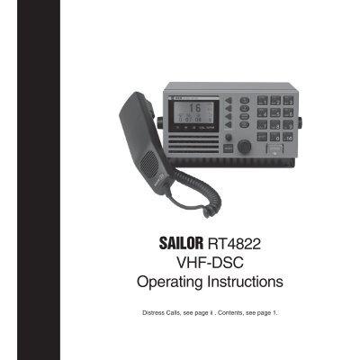 Sailor 6222 Vhf Dsc Инструкция На Русском - фото 4