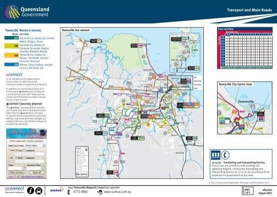 Transport and Main Roads - Sunbus