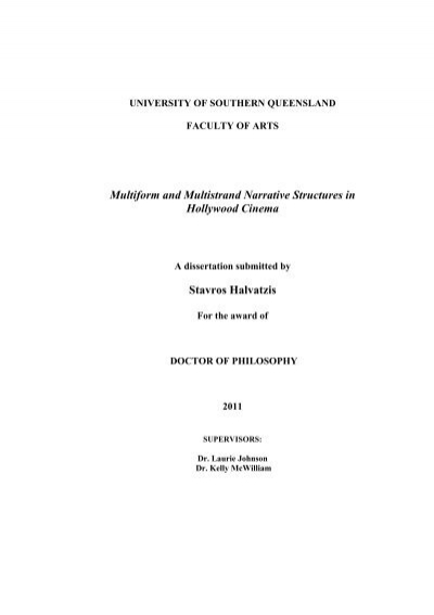 Usq phd thesis free resume example for truck driver