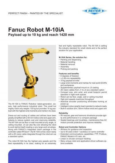 fanuc robot programming manual pdf