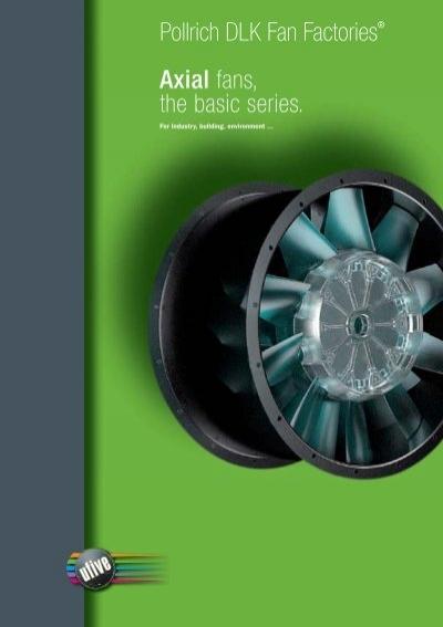 Axial Tube Fan Ø 250 mm Ventilation Exhaust Pipe Fan Fan Radial Fan