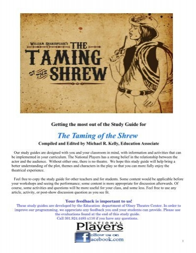 themes of the taming of the shrew