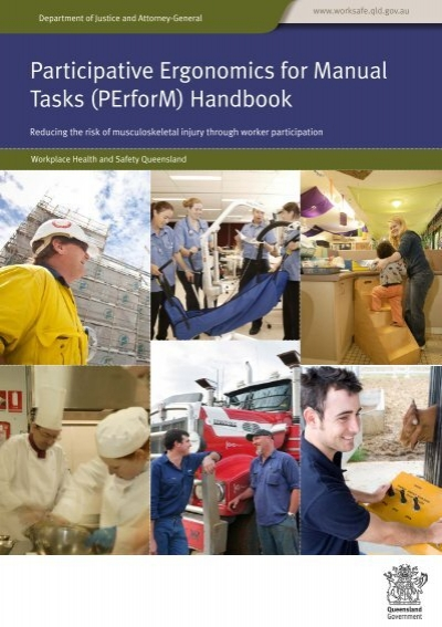 Pdf) implementation of the participative ergonomics for manual.