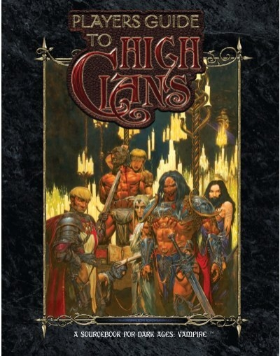 Players Guide to High Clans pdf