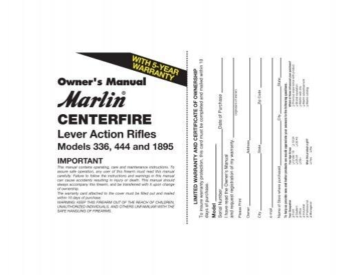 marlin 336 serial number dating