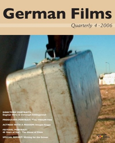 Quarterly 4 2006 German Cinema