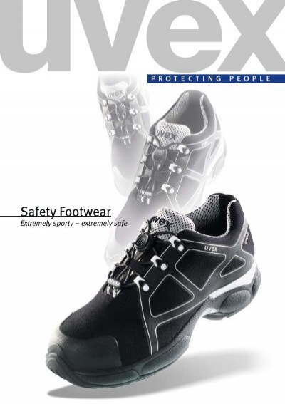 Safety Footwear Catalogue (PDF) - UVEX