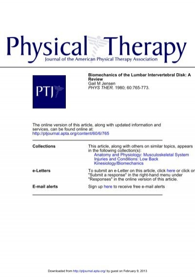 Physical Therapist Assistant free online writing document