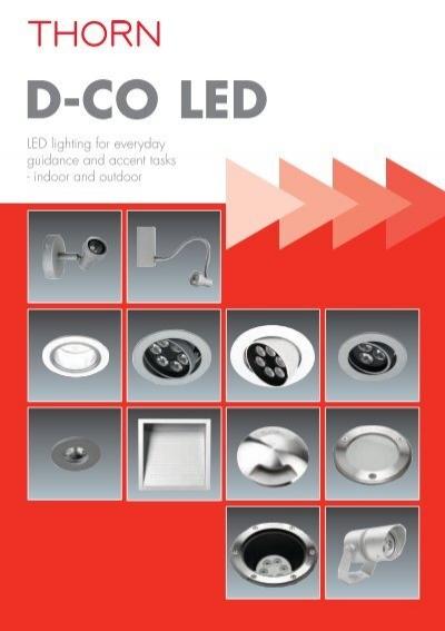 d co led downlight thorn lighting. Black Bedroom Furniture Sets. Home Design Ideas