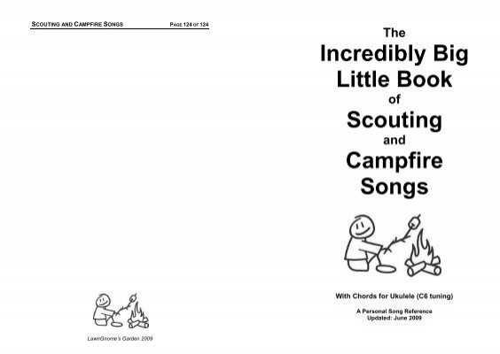 Campfire Song Book (PDF) - Halifax Ukulele Gang (HUG)