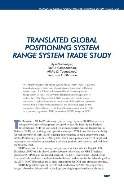 Global trading systems mitbbs