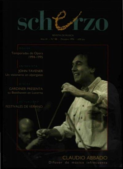 Scherzo Núm 88