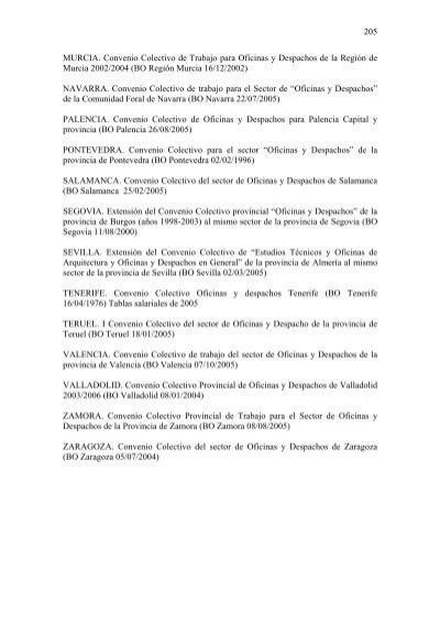 Murcia conven for Convenios colectivos oficinas y despachos