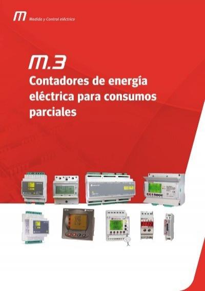EMS30-C Contador Circutor M31611