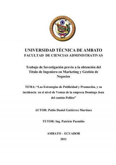 Ver Abrir Universidad Tecnica De Ambato