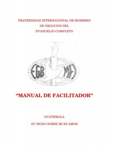 Manual de fihnec guatemala for Manual de acuicultura pdf