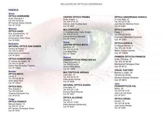 c4a795d93f Ver/Descargar Relación de Ópticas - Salud Informa