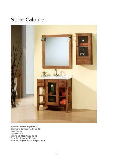 Lavabo Compac.Muebles De Bano Ceramicascoral Com