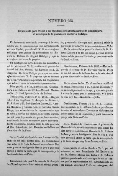 Numeros 233 251 Bicentenario