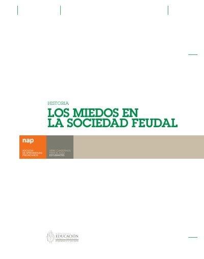 Miedos En La Sociedad Feudal Repositorio Institucional Del