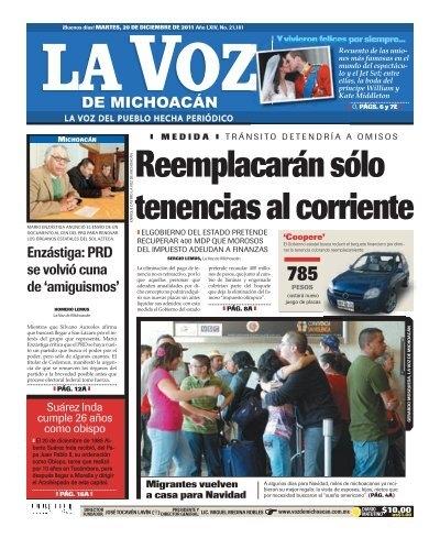 Morelia La Voz De Michoacán