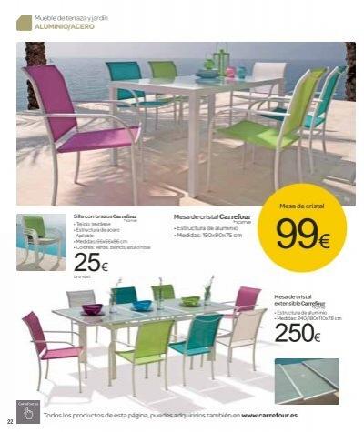 22 mueble de for Muebles de terraza carrefour