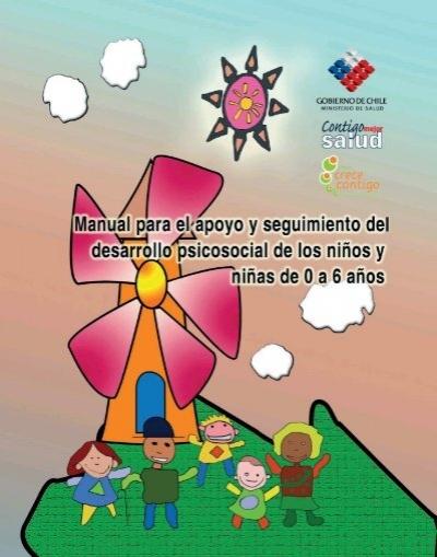Seguimiento Crece Para Y El Apoyo Contigo Manual Chile MpzUVS