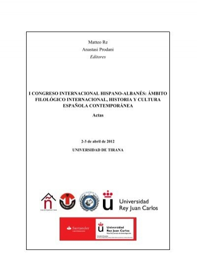 I Congreso Internacional Hispano 2pr