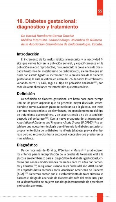 definición médica de diabetes mellitus gestacional