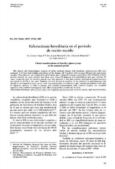 Esferocitosis Download