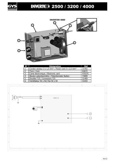 sch ma �lectrique pi simple inverter schematic 4000 gys inverter schematic  diagram