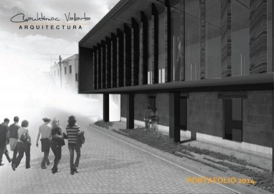 Portafolio arquitecto cuauhtemoc vallarta for Portafolio arquitectura