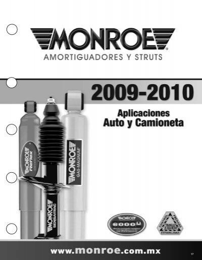 Monroe 71810 amortiguador