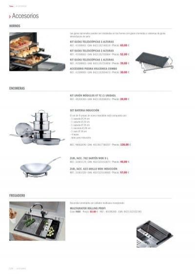 Accesorios teka - Teka accesorios cocina ...