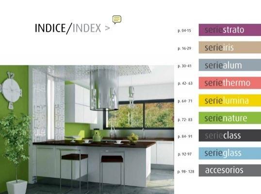 Cat logo de cocinas muebles armariadas accesorios y for Catalogo de muebles de cocina pdf