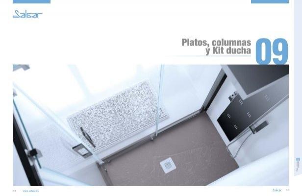 Platos de ducha flatstone for Kit reparacion plato ducha