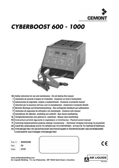 cyberboost 600 1000 cemont rh yumpu com