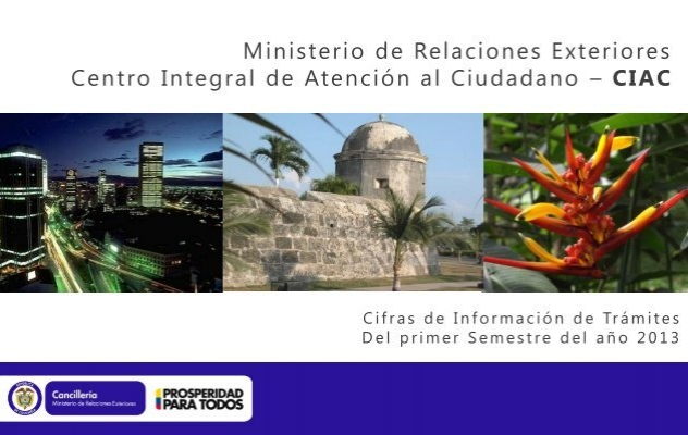 Diapositiva 1 ministerio de relaciones exteriores for Oposiciones ministerio de exteriores