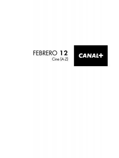 Febrero 12 Canal
