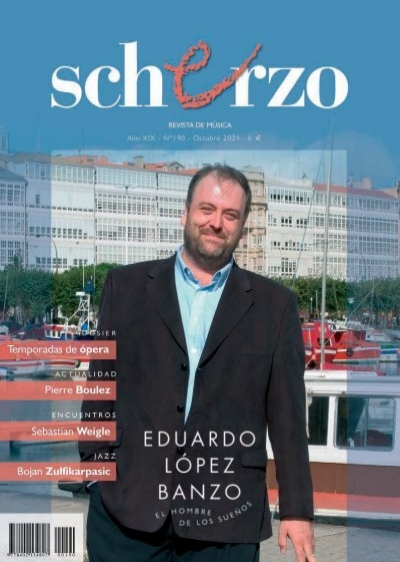 190 Oct Scherzo