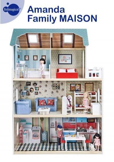 amanda family maison imaginarium