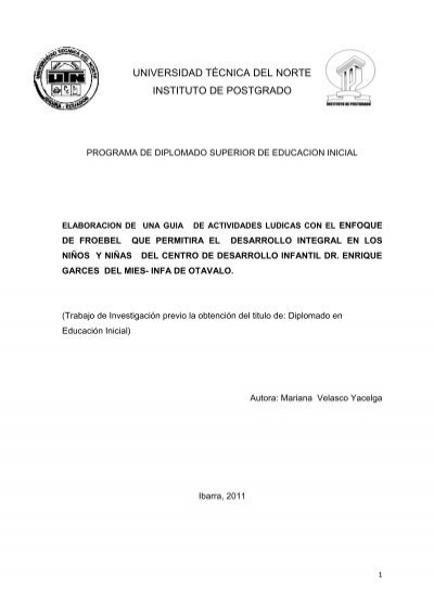 Pg 261 Proyecto De Investigaciãn Repositorio Utn