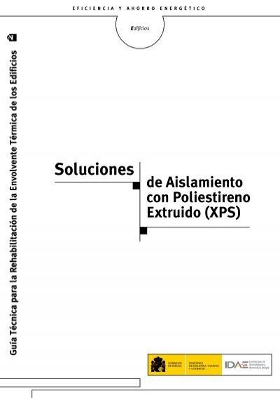 Soluciones con aislamiento de poliestireno extruido xps - Planchas de poliestireno extruido ...