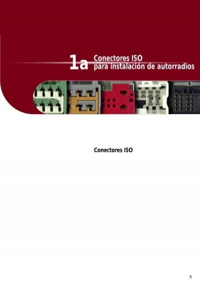 5 unid. nuevo en alt ISO-din-antenas adaptador//ISO a din antenas puerto