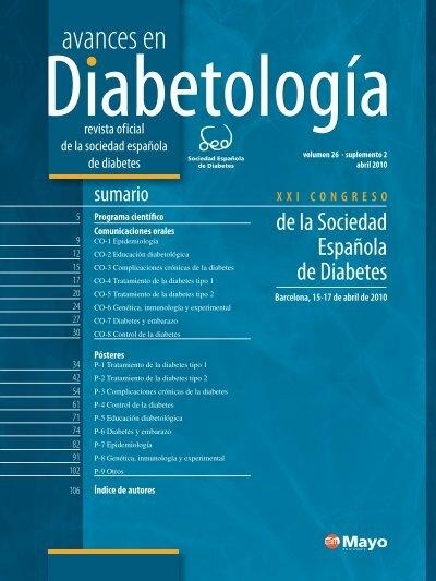nueva revista científica diabetes tipo 3 mayo