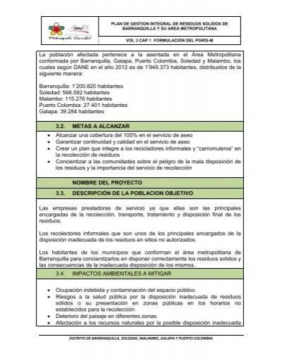 Plan de gestion integral - Gestion integral de proyectos ...