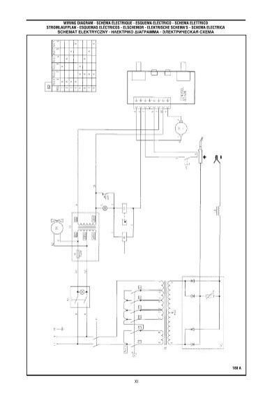 Schema Elettrico Wiring Diagram : Wiring diagram schÉma