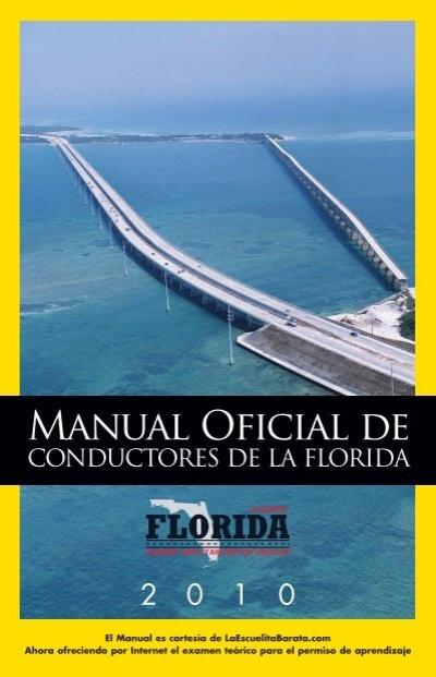 conductores de la florida - nationalsafetycommission